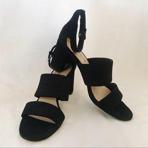 Via Spiga / Wendolin Strappy Block Heels